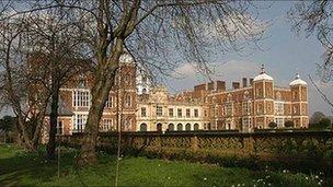 Hatfield House, Hertfordshire.