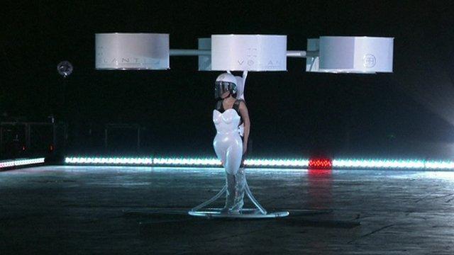 Lady Gaga in Volantis