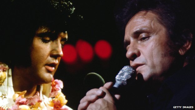 Music legends Elvis Presley and Johnny Cash have both recorded Danny Boy