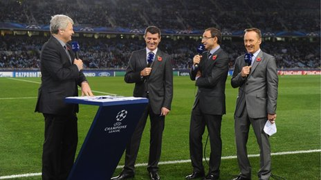 ITV loses its Champions League rights after 2015