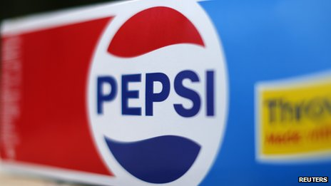 Crate of Pepsi