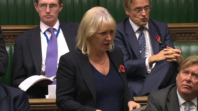 Nadine Dorries MP