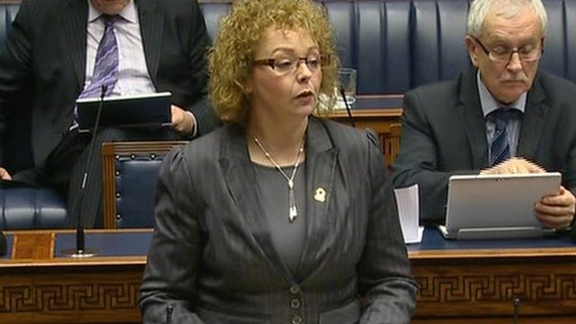 Culture Minister, Caral Ni Chuilin