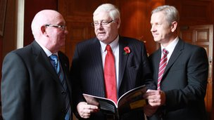 Victims at Stormont