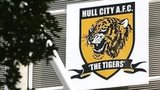 Hull's current KC Stadium sign