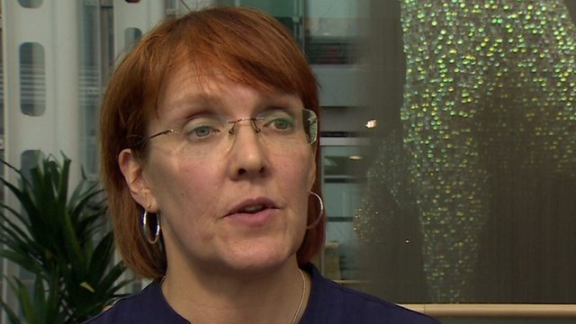 Dr Clare Relton says midwives and health visitors will be asked to