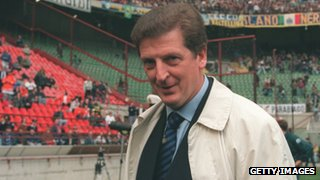 Former Inter Milan manager Roy Hodgson
