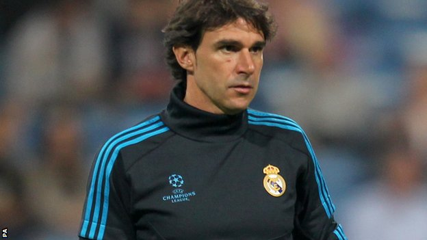 Aitor Karanka, Real Madrid assistant coach