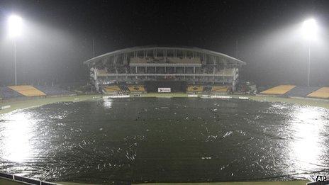 Sri Lanka's Mahinda Rajapaksa Stadium