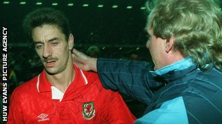 Ian Rush and Terry Yorath