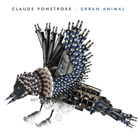 Claude VonStroke Urban Animal