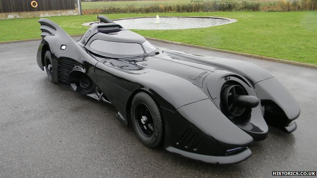 Replica 1989 Batmobile