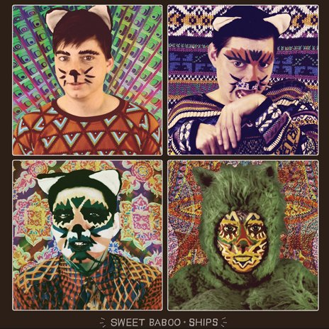 Sweet Baboo album cover