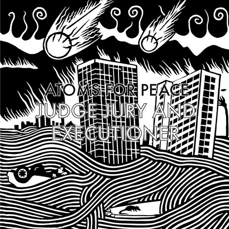 Atoms For Peace album cover