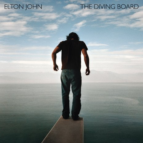 The Diving Board cover