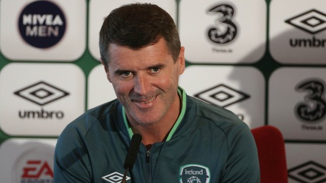 New Republic of Ireland assistant manager Roy Keane