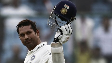 Tendulkar is the highest run scorer in international cricket