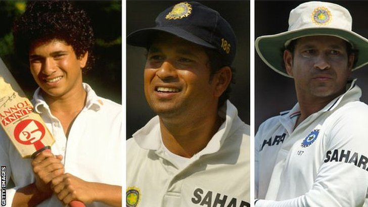 Sachin Tendulkar in pictures from Test debut in 1989 to present present day