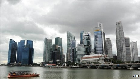 File picture of Singapore