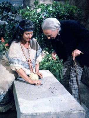 BBC Blog - Dr. Who and Faith - including Buddhism _71110122_aztecs-hi003607766