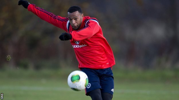 Scotland winger Matt Phillips