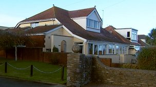 Rydan Lodge Residential Home in Brixham