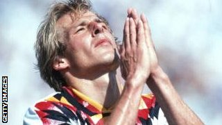 Jurgen Klinsmann in World Cup 1994