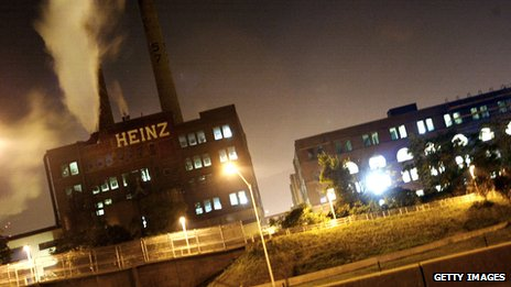 Heinz factory Pittsburgh
