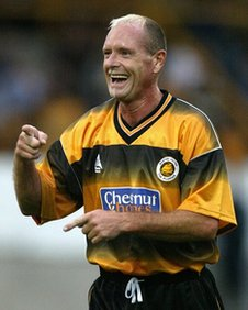 Paul Gascoigne at Boston Utd