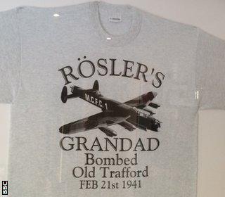 Uwe Rosler's T-shirt