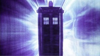 A picure of the Tardis