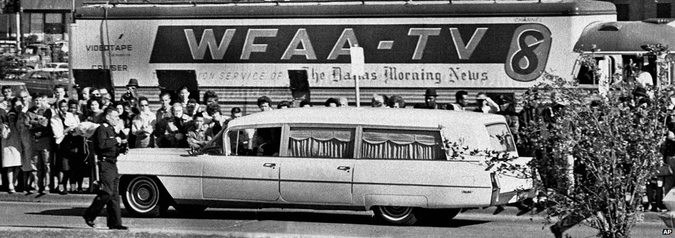 hearse leaves Parkland