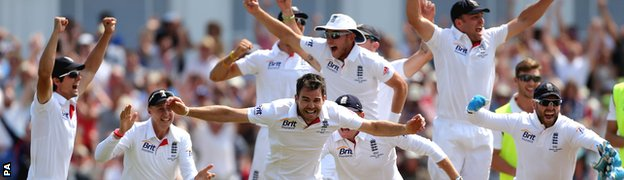 James Anderson will once again be the spearhead of the England attack in Australia