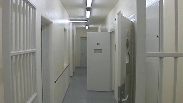 Police cells