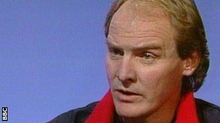 Wales manager Terry Yorath, pictured in 1993