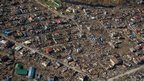 Typhoon aftermath in Tacloban, Philippines, 16 Nov