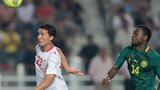 Tunisia take on Cameroon in the World Cup play-offs