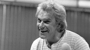 Freddie Starr