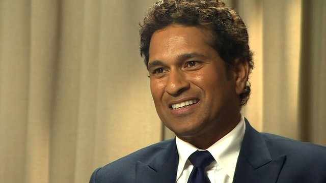Sachin Tendulkar discusses his retirement from cricket
