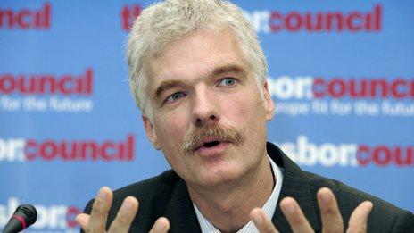Andreas Schleicher, OECD