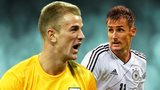 Joe Hart, Miroslav Klose
