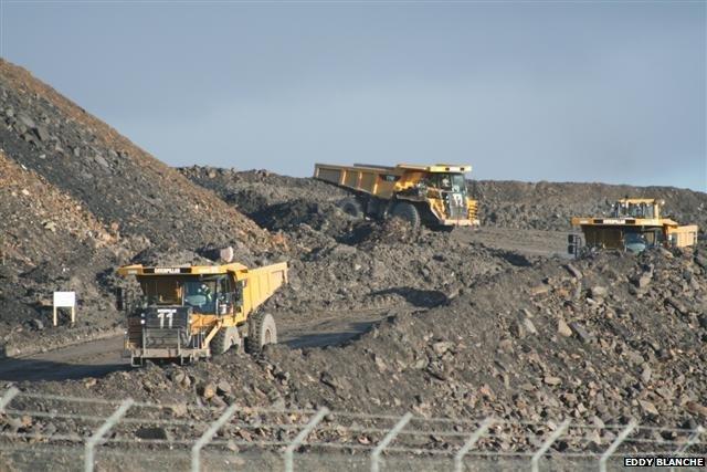Miller Argent also runs the Ffos y Fran opencast mine