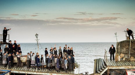 Peter Grimes - Opera on the Beach