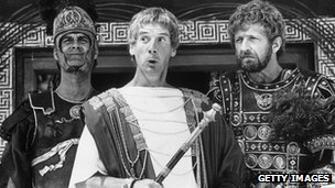 John Cleese, Michael Palin and Graham Chapman