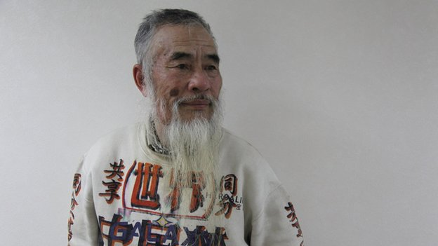 Zhu Guocheng, also known as Grandpa Lychee
