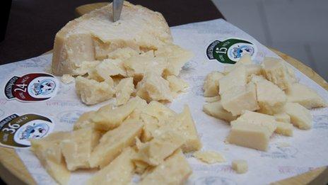 Bertinelli cheese