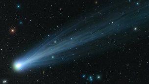 Comet Ison   Damian Peach