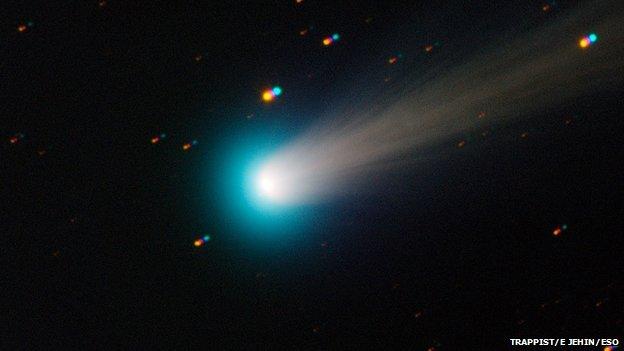 TRAPPIST/E. Jehin/ESO