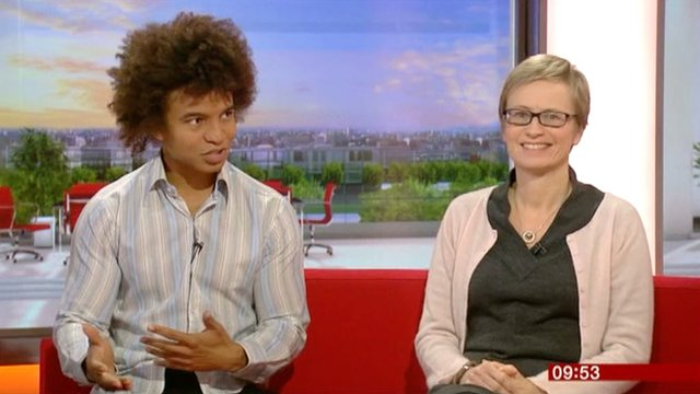 Commonwealth Class: BBC Breakfast news competition launch