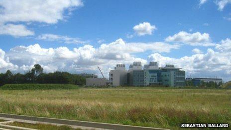 Cambridge Biomedical Campus
